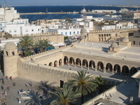 Tunisia Sousse Medina world heritage mosque Stock photo [2954664] Tunisia