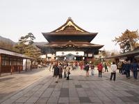 Zenkoji Stock photo [2955564] Nagano