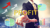 Businessman and profit Stock photo [2956696] Businessman