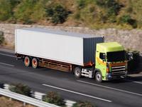 Heavy-duty truck Stock photo [2957021] Tracks