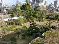 Garden of Oita Castle Park Stock photo [2962278] Oita