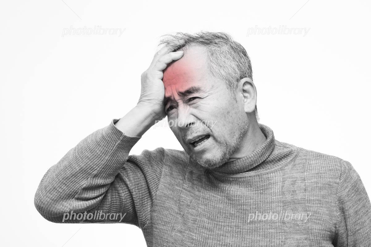 Head hurts men Photo
