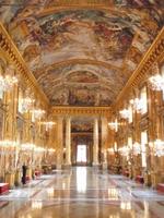 Colonna Palace large salon Stock photo [3039919] Rome