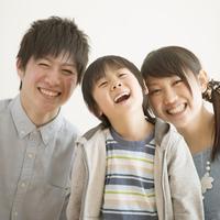 family to smile Stock photo [3040702] Family