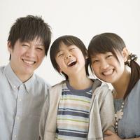 family to smile Stock photo [3040705] Family