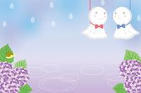 Rainy season of background [3044361] Rainy