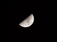 Half moon Stock photo [3045362] Half