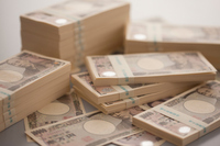 Wad of money Stock photo [3049016] Money