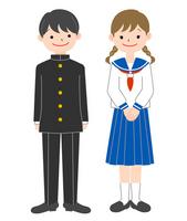 School uniform student [3051508] School