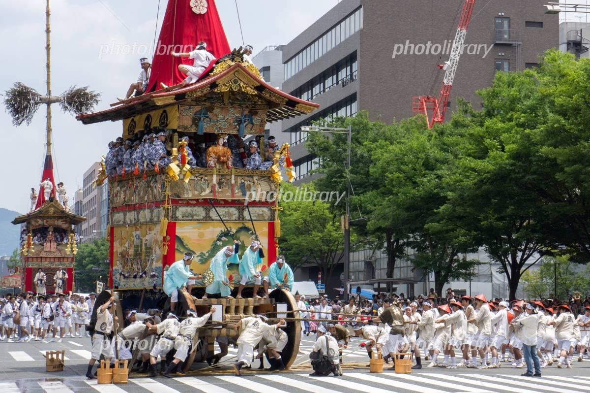 Kyoto Gion Festival Tsuji once Photo