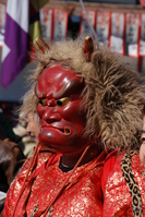 Setsubun of Osu Kannon Stock photo [3127028] Traditional