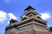 Kumamoto Castle Stock photo [3127428] Kumamoto