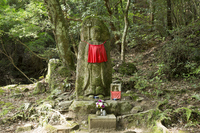 Beheading of Yagyu Road Jizo Stock photo [3129248] Jizo