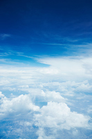 Sky above the clouds Stock photo [3129775] Blue