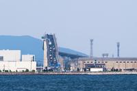Enoshima Bridge as viewed from Daikon Island Stock photo [3129809] Enoshima