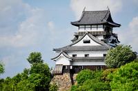Inuyama Castle Stock photo [3132824] Japan