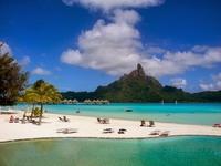 Bora Bora Stock photo [3229110] Landscape