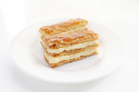 Mille-feuille Stock photo [3229418] Suites