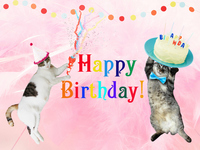 Birthday card Stock photo [3232069] Birthday