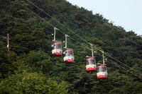 Haruna ropeway Stock photo [3235953] Haruna