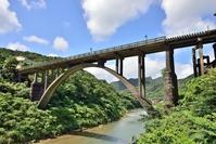 候硐(ホートン)の石炭運搬橋