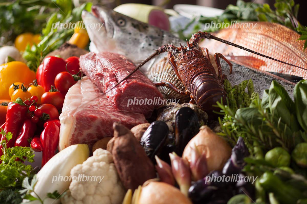 Fresh ingredients Photo