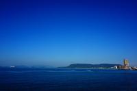 Yashima and Sunport Takamatsu Stock photo [3328021] Sunport