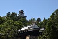 Cloudless Kochi Castle Stock photo [3329733] Kochi