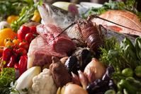 Fresh ingredients Stock photo [3336841] Foodstuff