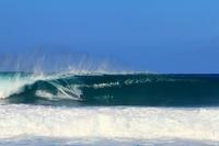 Hawaii pipeline surfing Stock photo [3336957] Hawaii