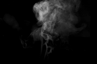 For steam synthesis Stock photo [3338255] Smoke