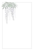 Fuji mourning postcard [3339518] Mourning