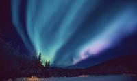 Aurora Stock photo [3422542] Alaska