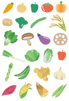 Vegetables icon [3422945] Cuisine