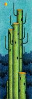 サボテンタワー