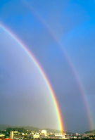 Double Rainbow Stock photo [3429583] Rainbow