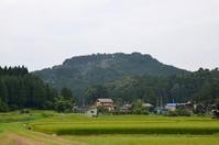 Kasuga Yamashiro panoramic view Stock photo [3430313] Kasugayama