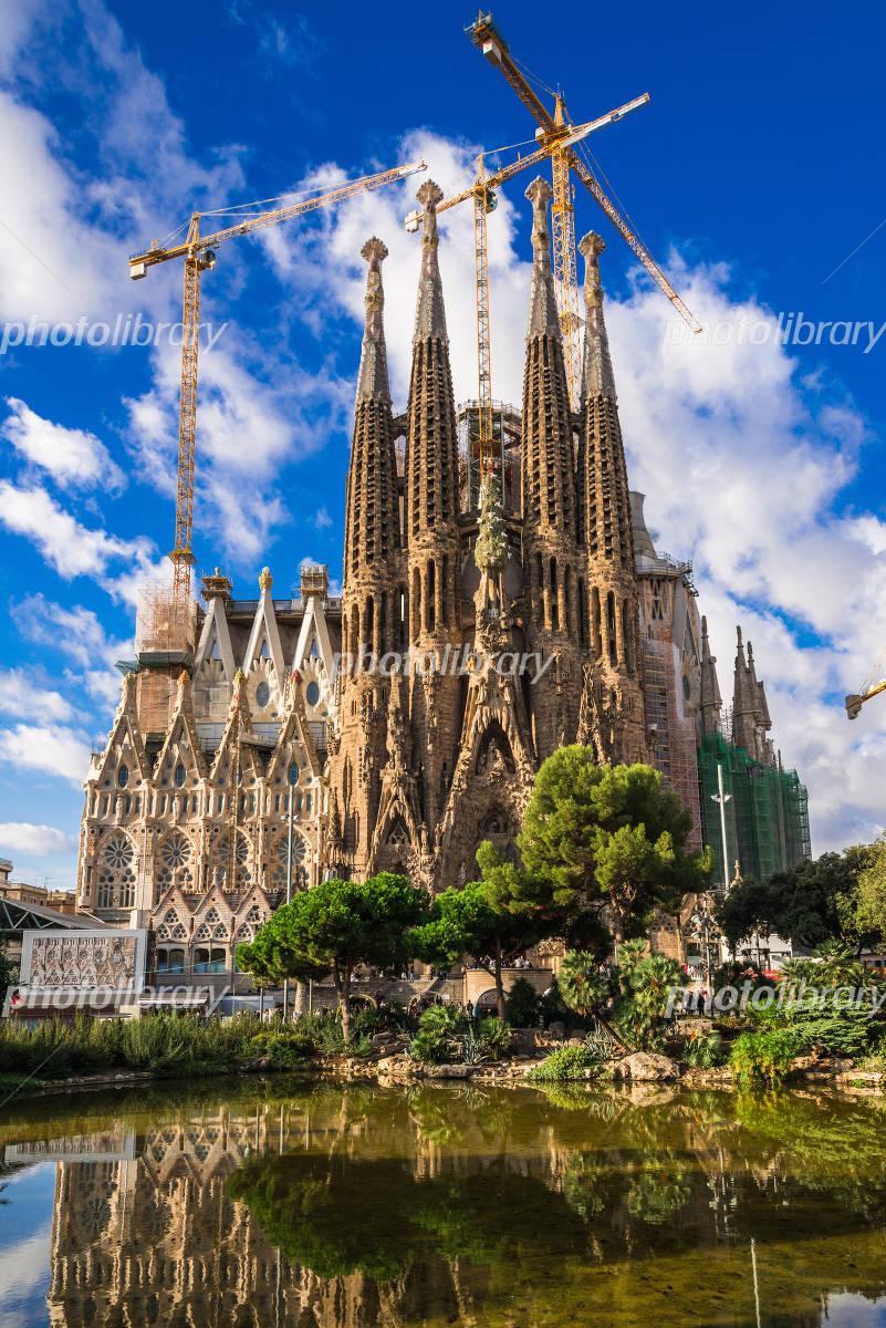 スペイン サグラダ ファミリア 写真素材 フォトライブラリー Photolibrary