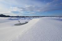 White Tottori Sand Dunes Stock photo [3519261] Tottori