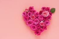 Heart of Roses Stock photo [3521460] Heart