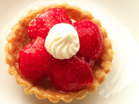 Strawberry tart Stock photo [3522069] Strawberry