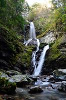 Tokushima Amagoi Falls 2014 Stock photo [3523330] Tokushima