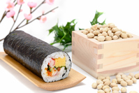 Seafood-rolled sushi and soy Stock photo [3626331] Sushi