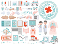 Medical care icon [3626710] An