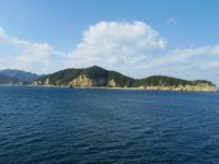 From the sea Shodoshima Stock photo [3735045] Sea