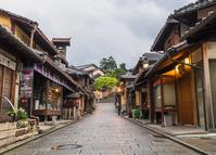 Kyoto NiYasushi-zaka Stock photo [3744798] Kyoto