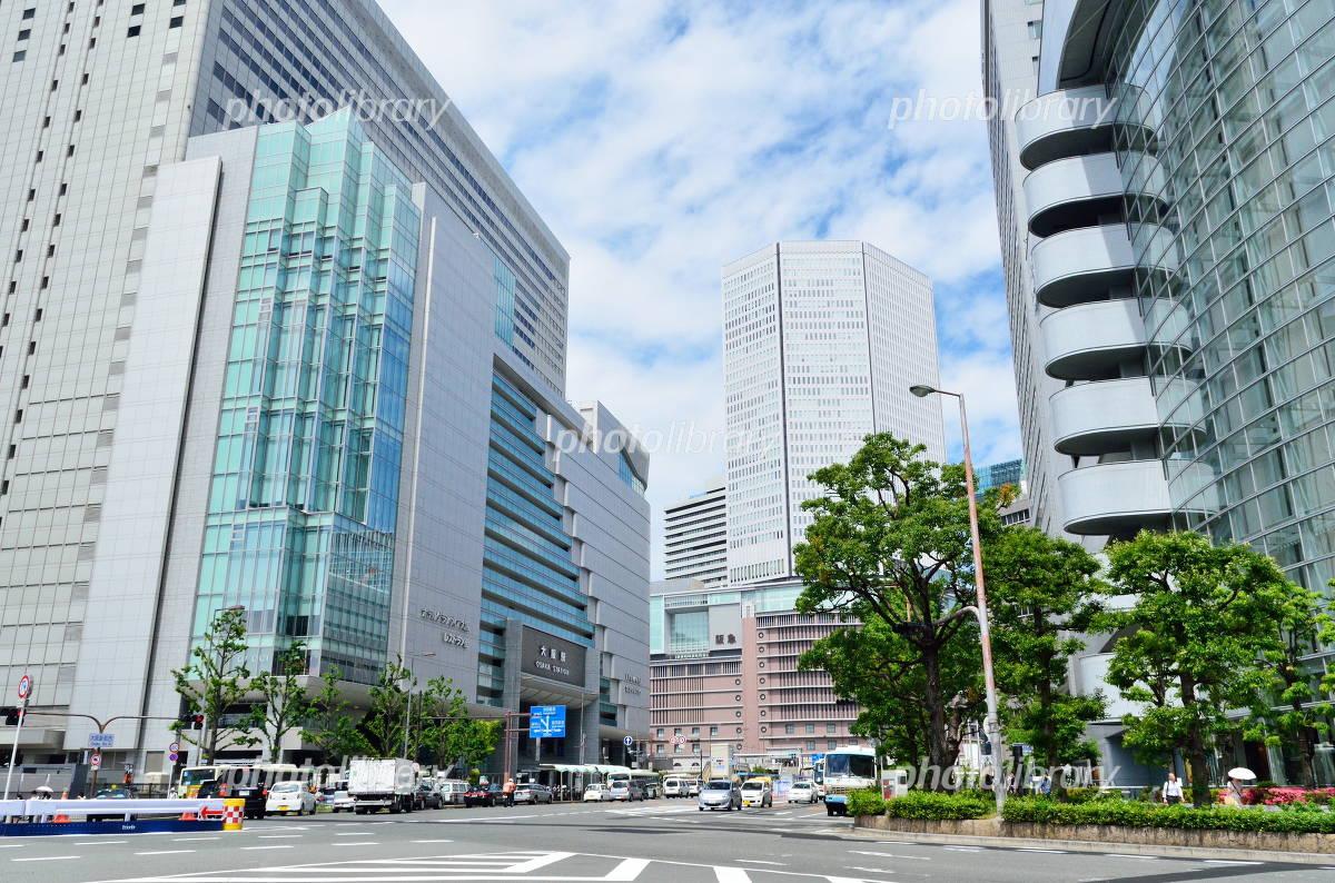 Osaka Station Photo