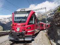 Swiss World Heritage: Bernina Express Stock photo [3848095] Bernina