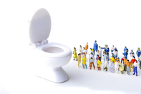 Western-style toilet image Stock photo [3855870] WC