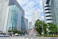 Osaka Station Stock photo [3857159] Osaka